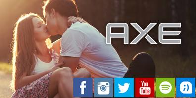 AXE Social Media Plan
