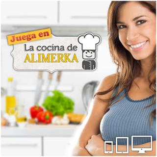 Alimerka. Juega en la cocina de Alimerka