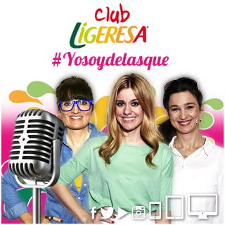 Ligeresa. #Yosoydelasque