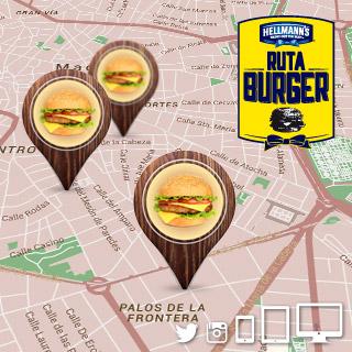 Hellmann's Ruta Burger
