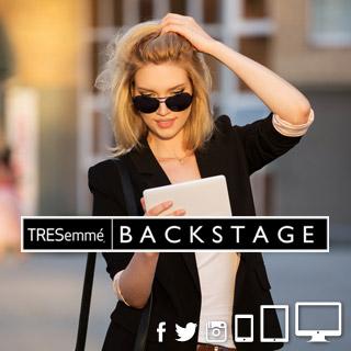 Tresemmé Backstage
