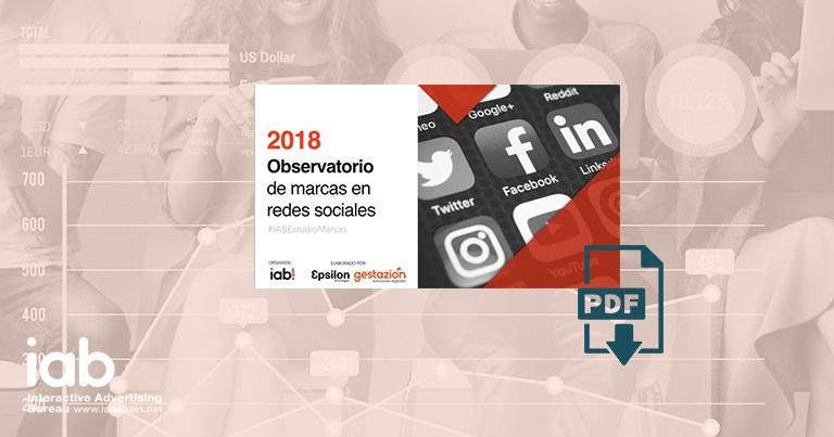 OBSERVATORIO DE MARCAS EN REDES SOCIALES 2018