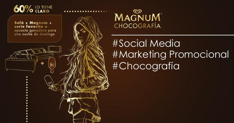Chocography by Magnum