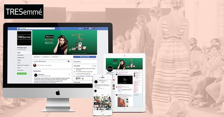 Tresemmé   Social Media